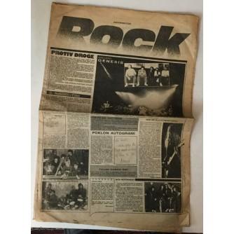 Rock broj 61 godina 1984.