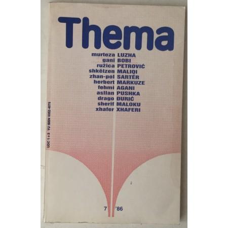 Thema, godina 1986. broj 7