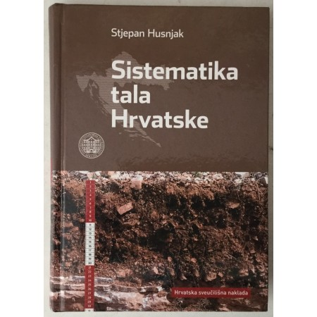 Stjepan Husnjak: Sistematika tala Hrvatske