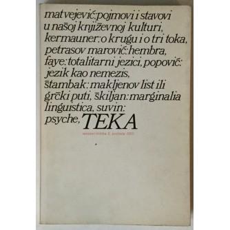 Teka (tekstovi / kritika) 2, godina 1973.