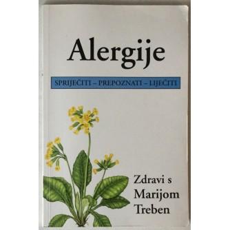 Zdravi s Marijom Treben, Alergije