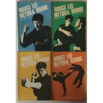 Bruce Lee, M. Uyehara: Bruce Lee metoda borbe 1-4
