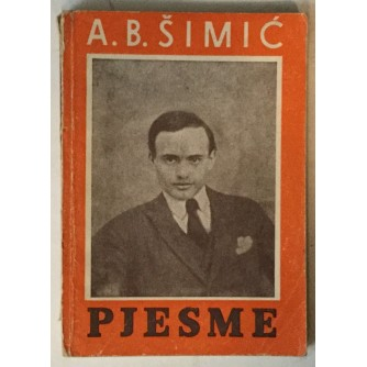 Antun Branko Šimić: Pjesme