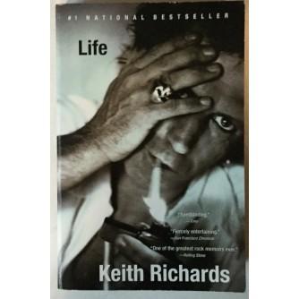 Keith Richards, James Fox: Life