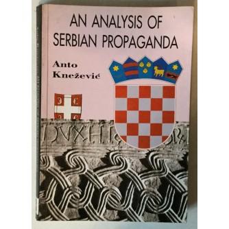 Anto Knežević: An Analysis of Serbian Propaganda