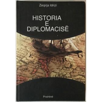 Zeqirja Idrizi: Historia e diplomacisë