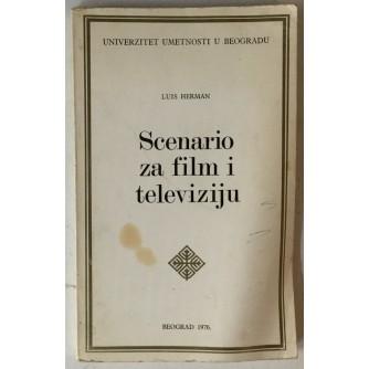 Luis Herman: Scenario za film i televiziju