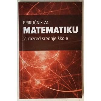 Marina Vukančić: Priručnik za matematiku, 2. razred srednje škole