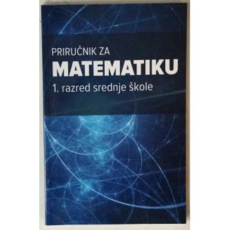 Marina Vukančić: Priručnik za matematiku, 1. razred srednje škole