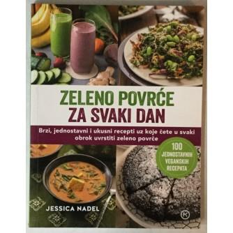 Jessica Nadel: Zeleno povrće za svaki dan