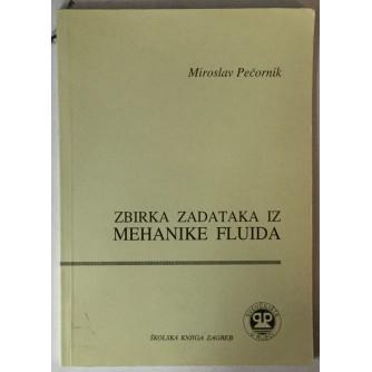 Miroslav Pečornik: Zbirka zadataka iz mehanike fluida