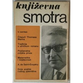 Književna smotra broj 11/1972.