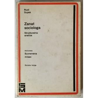 Rudi Supek: Zanat sociologa, Strukturalna analiza