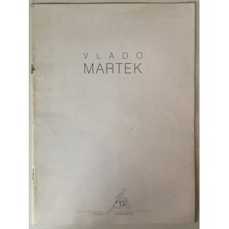 Vlado Martek, slike i kolaži 1989. - 1992. (katalog)