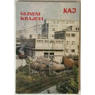 Časopis Kaj 1/1986. Glineni krajevi