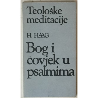 Herbert Haag: Bog i čovjek u psalmima