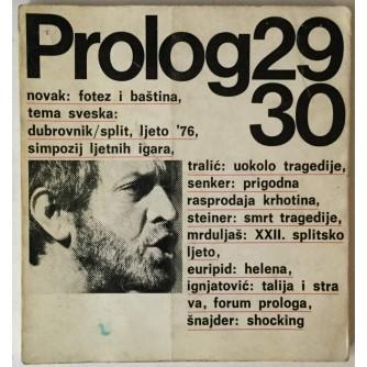 Prolog broj 29-30/1976.