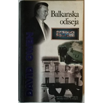 David Owen: Balkanska odiseja