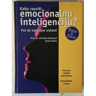 Christian Weisbach, Ursula Dachs: Kako razviti emocionalnu inteligenciju?