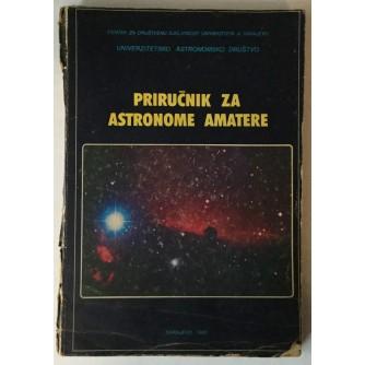 Priručnik za astronome amatere