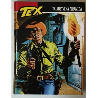 Tex Willer, Knjiga 37: Tajanstvena piramida, Strašna čarolija