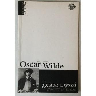 Oscar Wilde: Pjesme u prozi