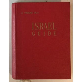 Z. Vilnay: Israel Guide