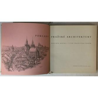 Bohumir Kozak: Poklady Pražske architektury