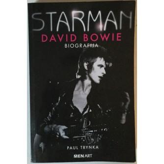 Paul Trynka: Starman, David Bowie, Biografija