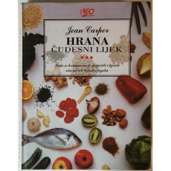 Jean Carper: Hrana, čudesni lijek