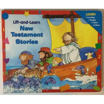 Lift and Learn: New Testament Stories