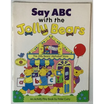 Peter Curry: Say ABC with the Jolly Bears