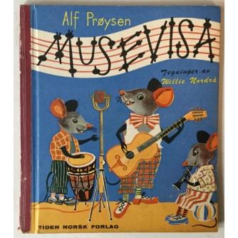 Alf Proysen: Musevisa