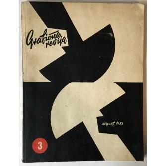 Grafična revija broj 3/1953.