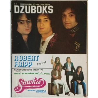 Džuboks glazbeni časopis broj 75/1979.