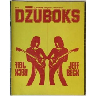 Džuboks glazbeni časopis broj 76/1979.
