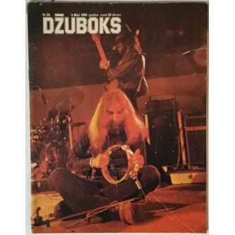 Džuboks glazbeni časopis broj 88/1980.