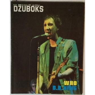 Džuboks glazbeni časopis broj 99/1980.