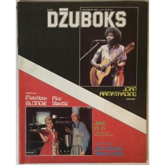Džuboks glazbeni časopis broj 103/1980.