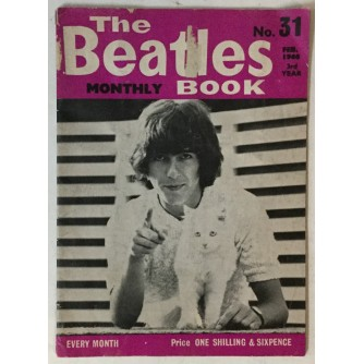 The Beatles Monthly Book No. 31/3(1966)