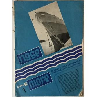 Naše more broj 1/1960.