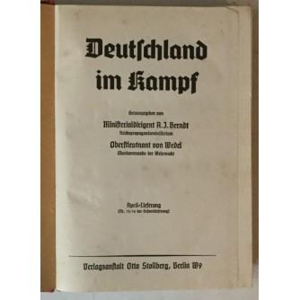 Deutschland im Kampf 15-20/1940.
