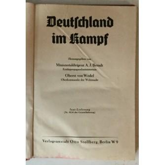 Deutschland im Kampf 43-44/1941.