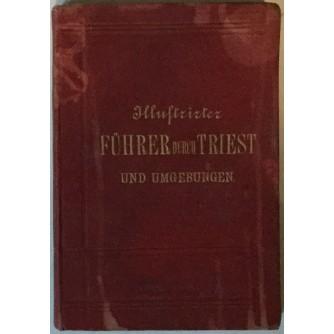 ILLUSTRIRTER FUEHRER DURCH TRIEST UND UMGEBUNGEN (MIT 36 ILLUSTRATIONEN UND 5 KARTEN)