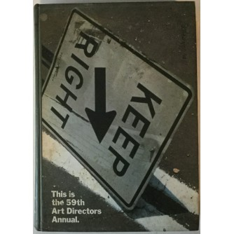 59TH ART DIRECTORS ANNUAL OF THE ART DIRECTORS CLUB OF NEW YORK