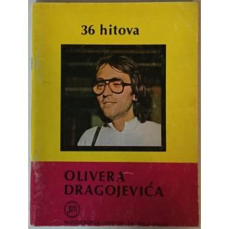 36 HITOVA OLIVERA DRAGOJEVIĆA (MUZIČKO NOTNI ALBUM S PJESMAMA)