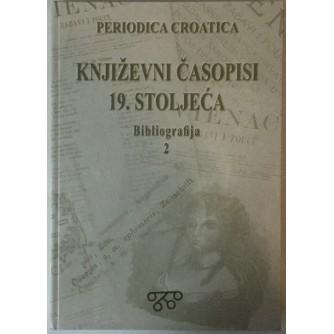 PERIODICA CROATICA: KNJIGA I., BIBLIOGRAFIJA HRVATSKIH KNJIŽEVNIH ČASOPISA 19. STOLJEĆA, SVEZAK 2, VIENAC (1869.-1903.), PRIREDIO VINKO BREŠIĆ