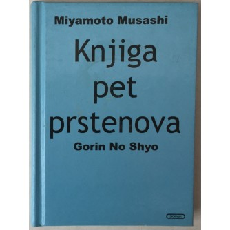 MIYAMOTO MUSASHI: KNJIGA PET PRSTENOVA