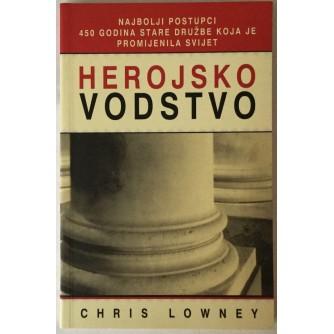 CHRIS LOWNEY: HEROJSKO VODSTVO
