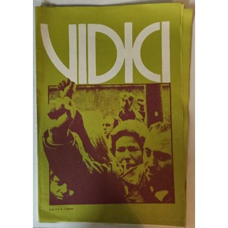 VIDICI, BROJ 3-4, GODINA XXIV. (1978.)